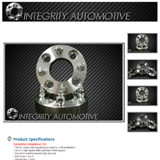 A sample template of an advertisement on a website of a car parts and automotive shop featuring a product of the business